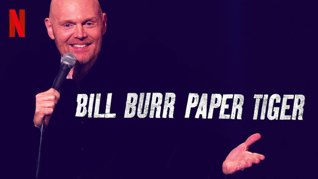 Il trailer di Netflix Comedy Special di Bill Burr