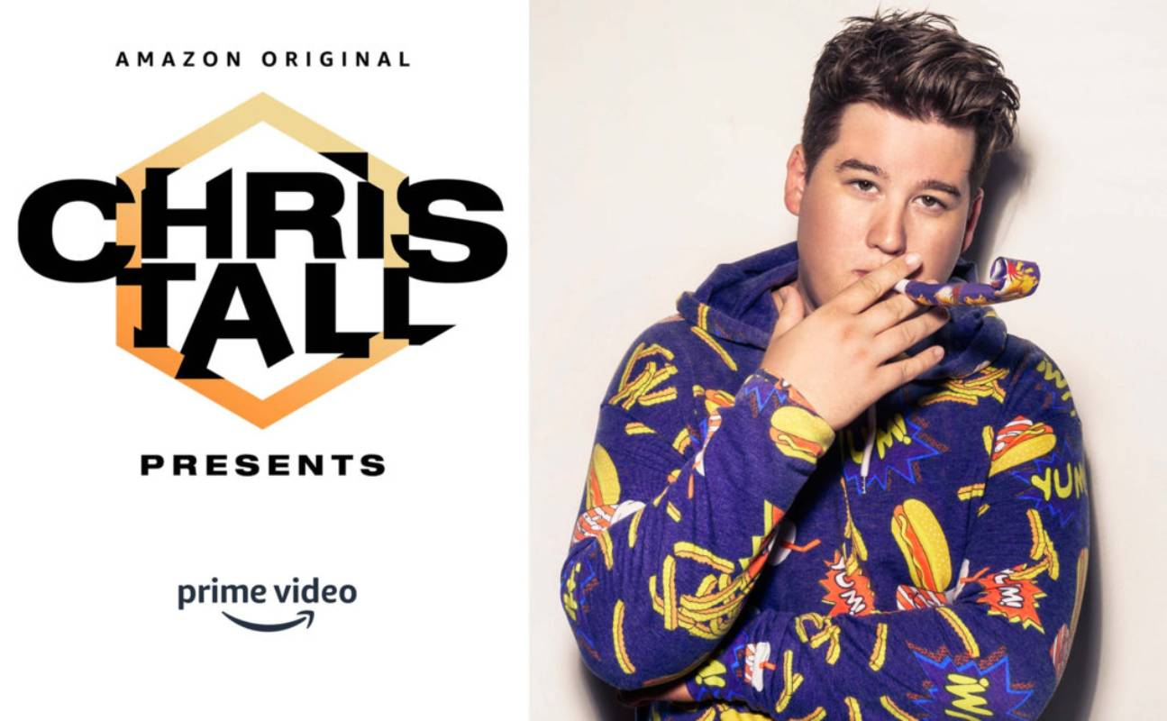 chris tall presents amazon prime video