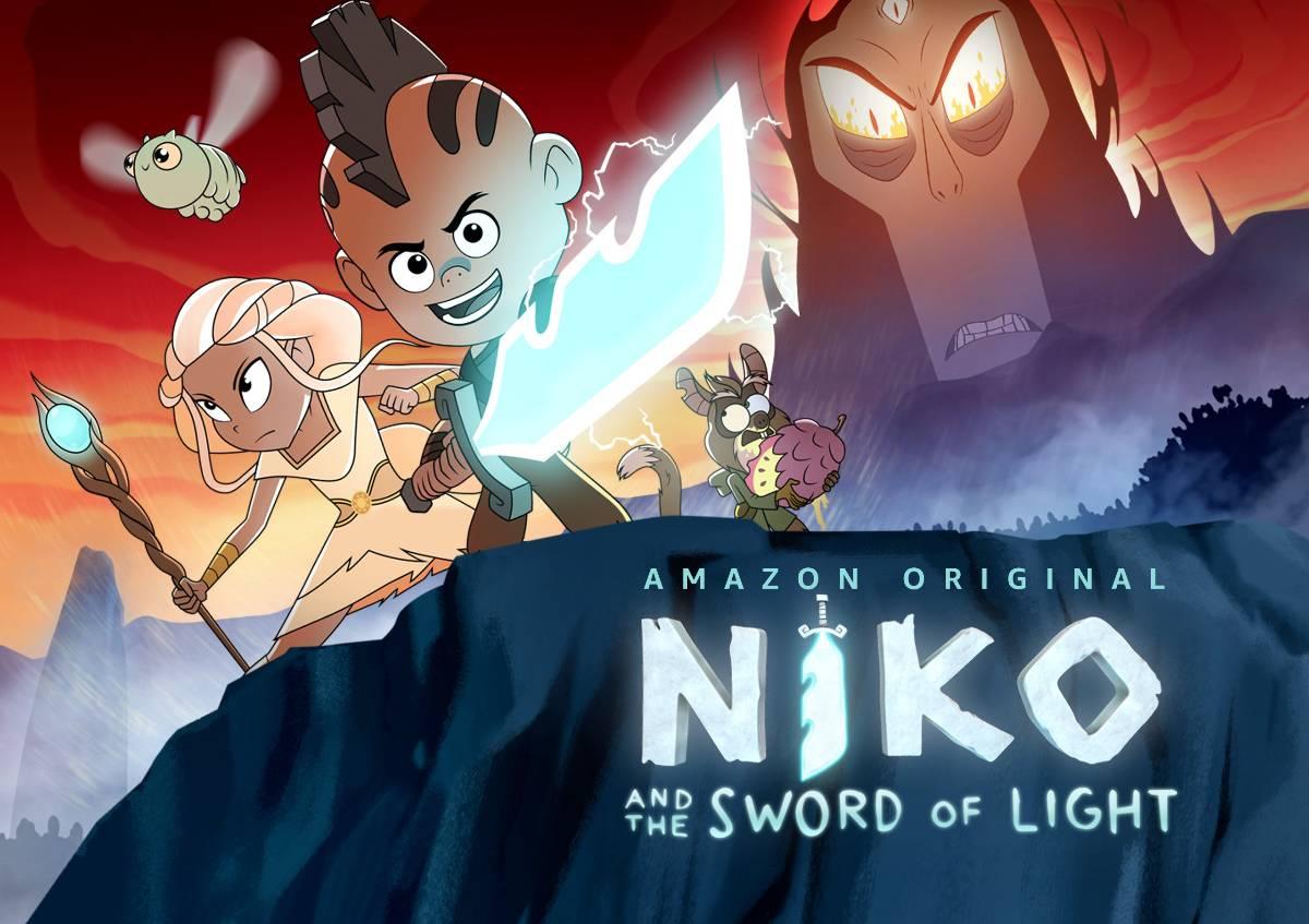 niko e la spada di luce prime video