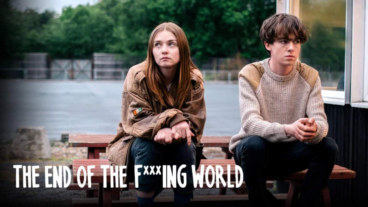 The end of the f___ing World seconda stagione