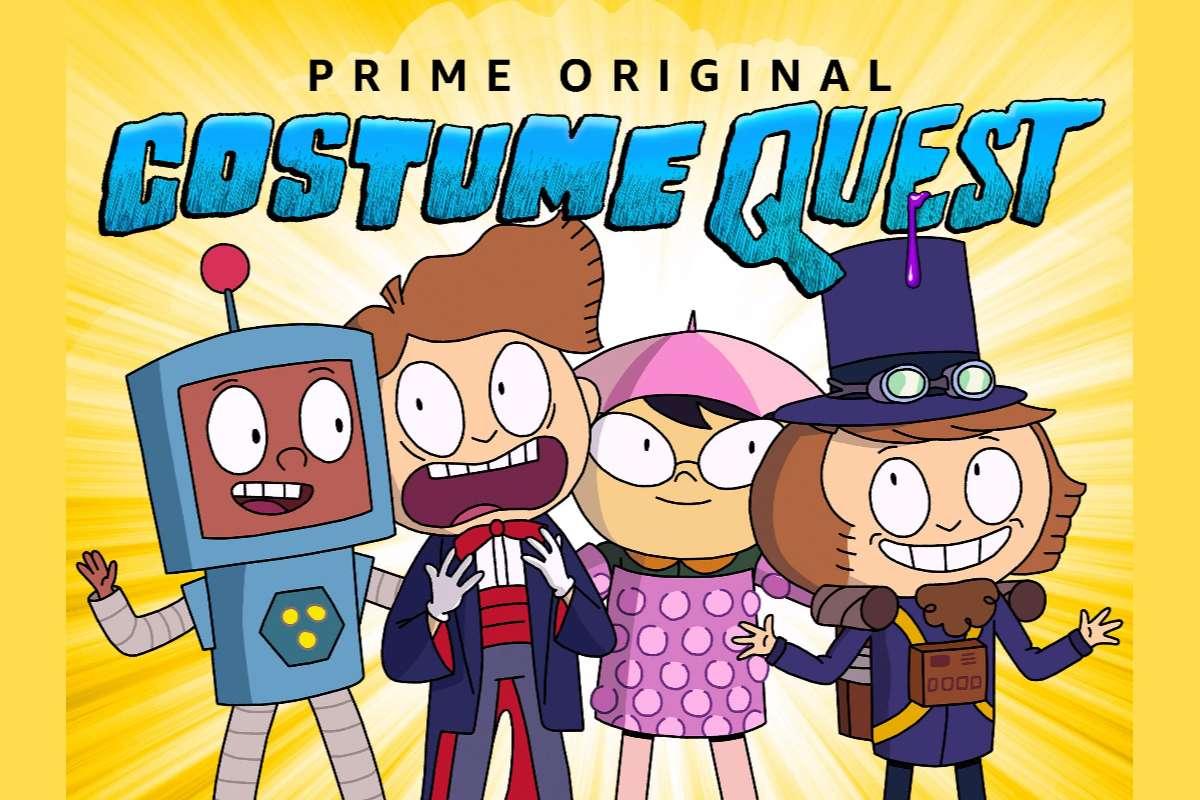 costume quest prime video