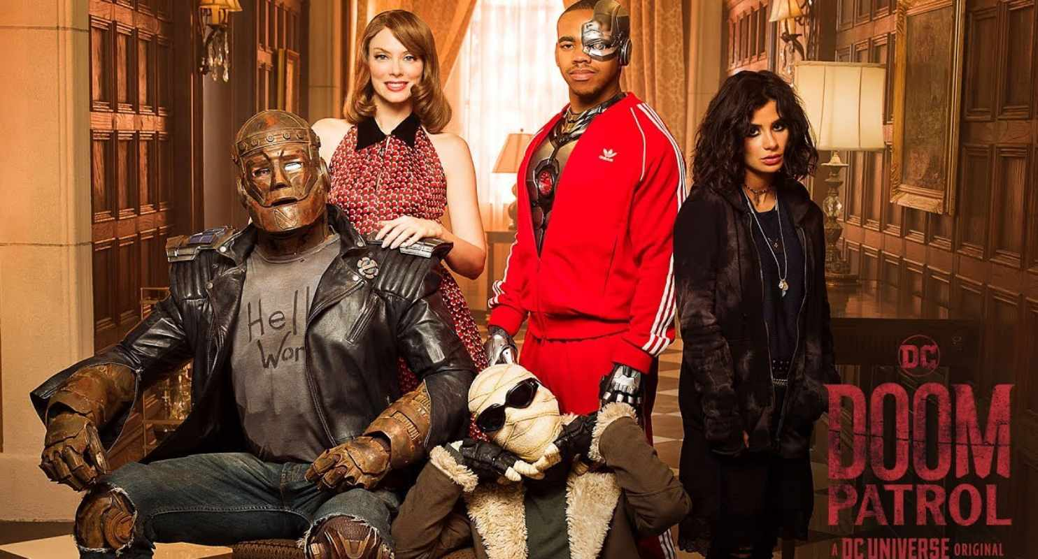 doom patrol stagione 1 prime video