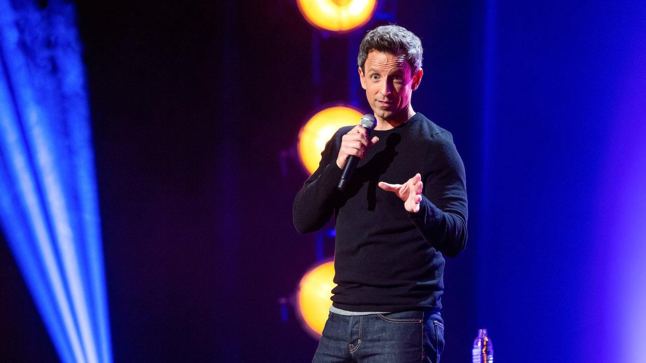 """Seth Meyers: Lobby Baby: Star del """"Saturday Night Live"""" e maestro sovversivo della TV di seconda serata, Seth Meyers abbandona la scrivania per condividere"""