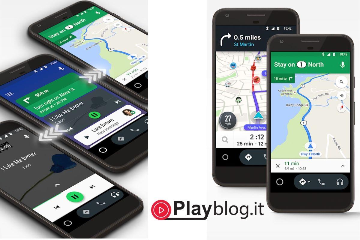 Aggiornamento Android Auto ora disponibile per gli utenti di Android 10
