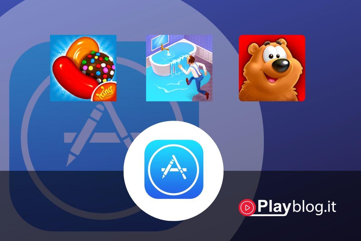 I 3 migliori giochi su App Store a novembre 2019