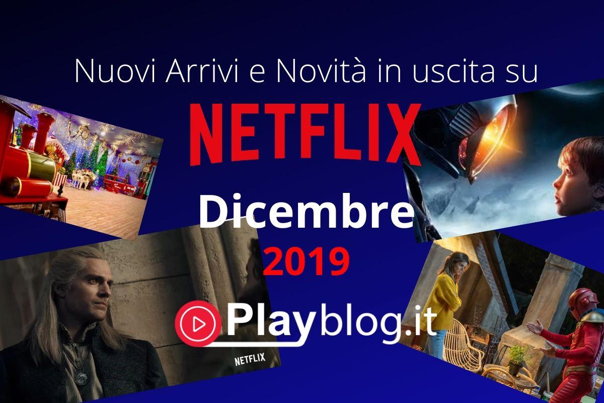 Lista aggiornata con tutte le nuove uscite su Netflix a Novembre 2019