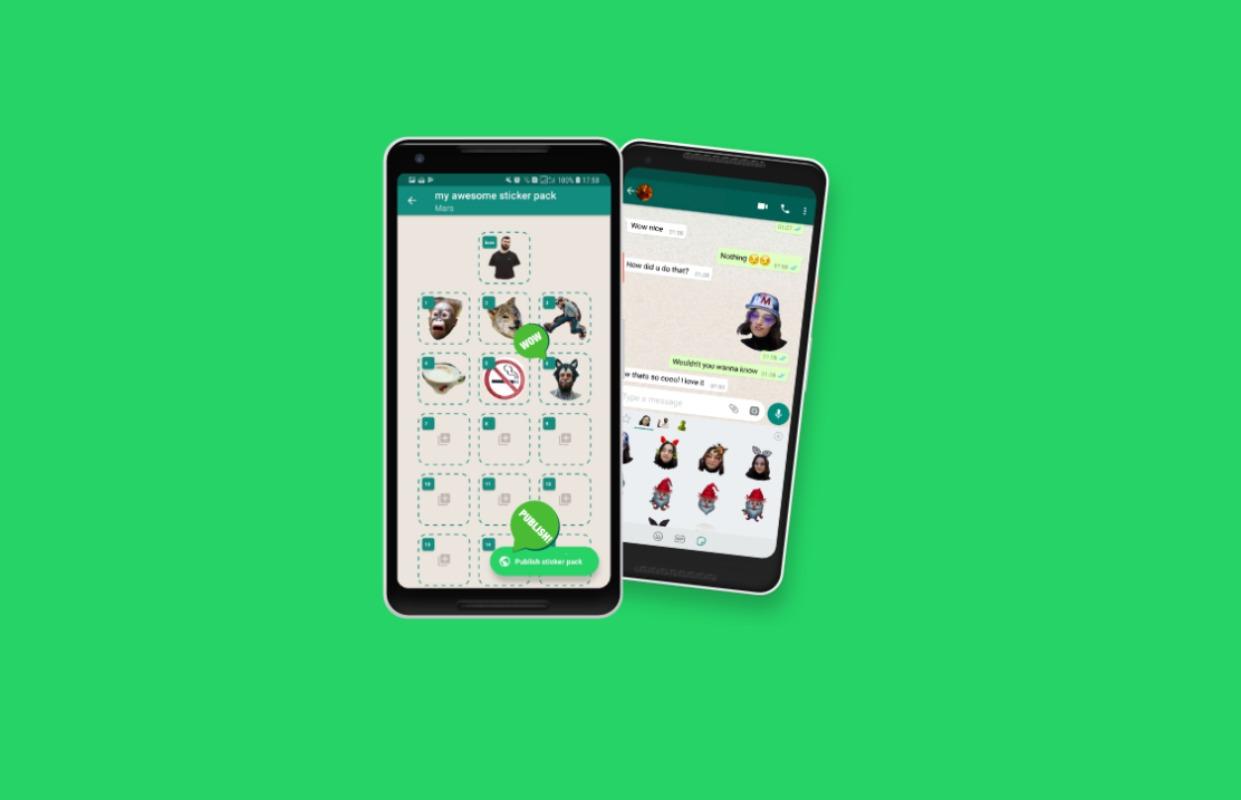 Vi presentiamo un creatore di Sticker per WhatsApp, per creare i tuoi pacchetti di adesivi personali in pochi e semplici passaggi!