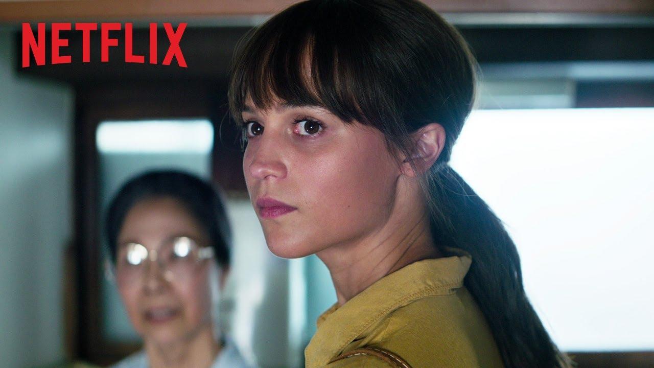 Dove la terra trema: Nella Tokyo degli anni '80 una straniera enigmatica è sospettata dell'omicidio di un'amica, scomparsa in seguito al loro triangolo
