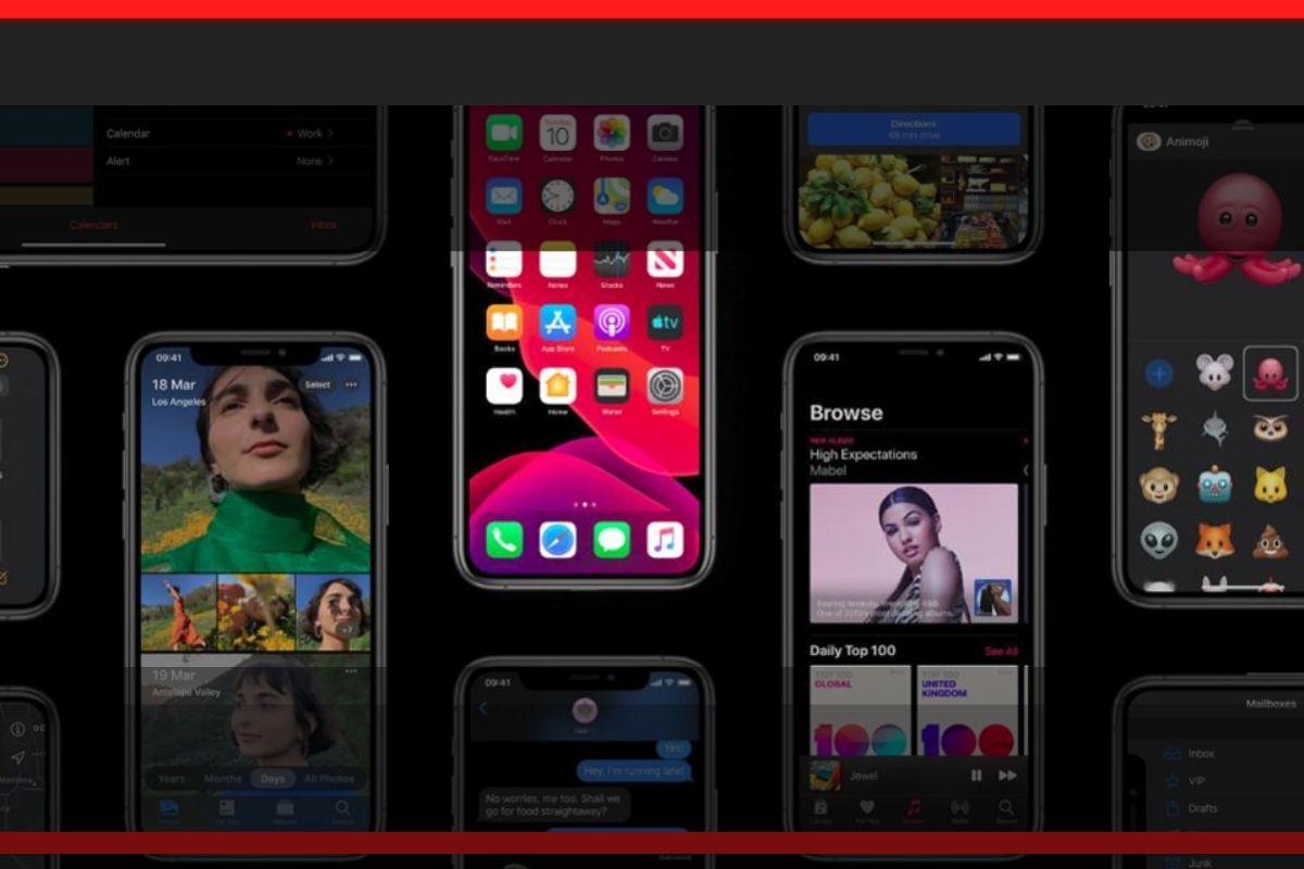 Suggerimenti per iOS 13.3 controlla le impostazioni di sicurezza