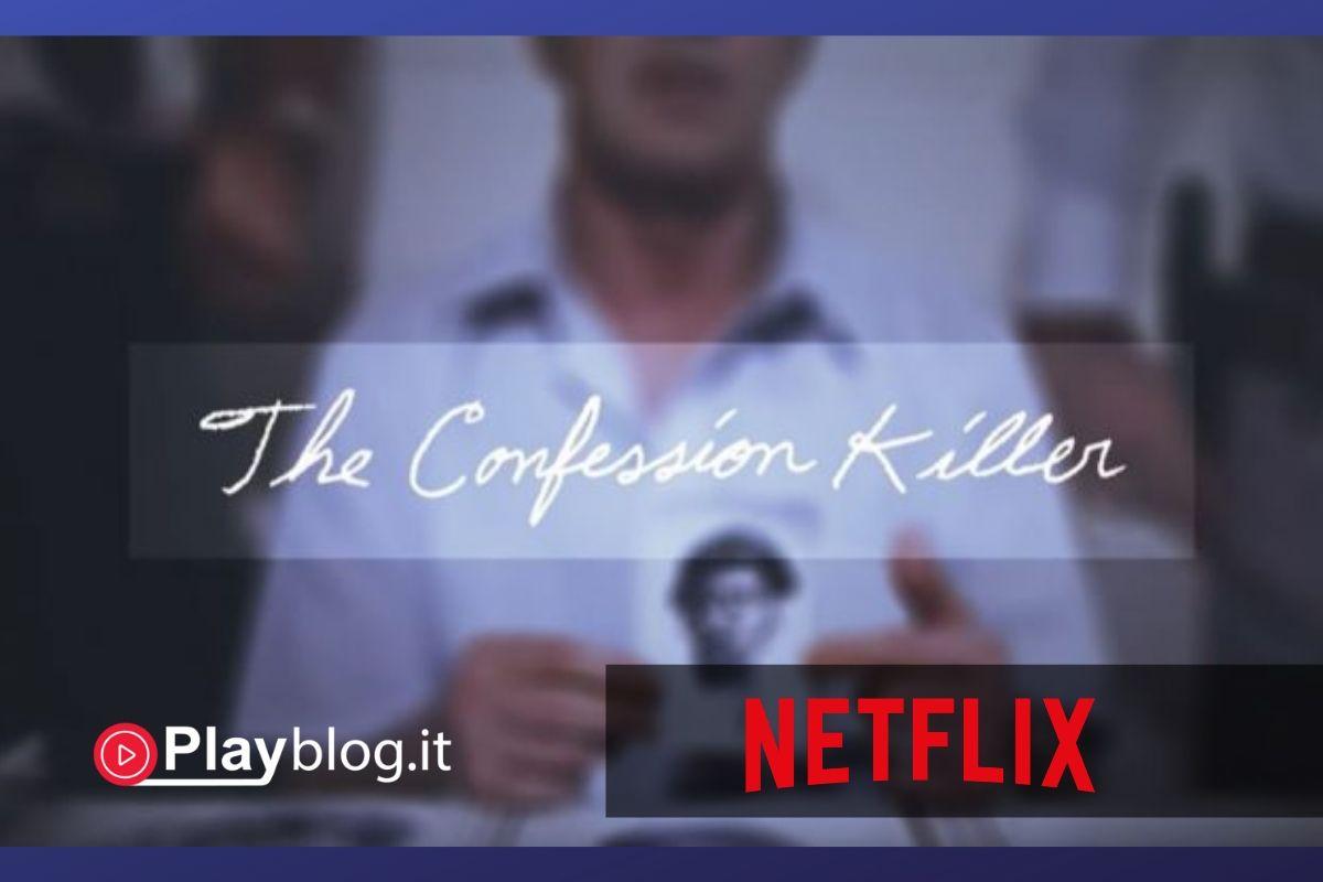 The Confession Killer Netflix