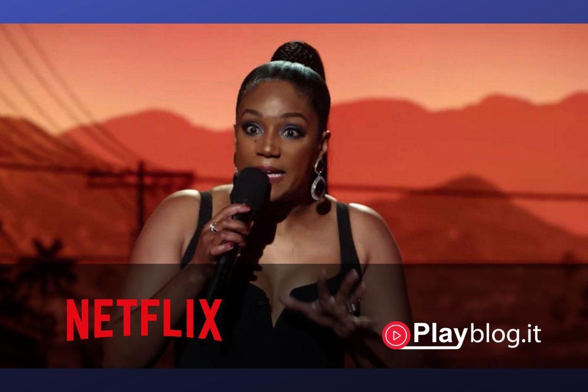 Tiffany Haddish Black Mitzvah su netflix a dicembre 2019