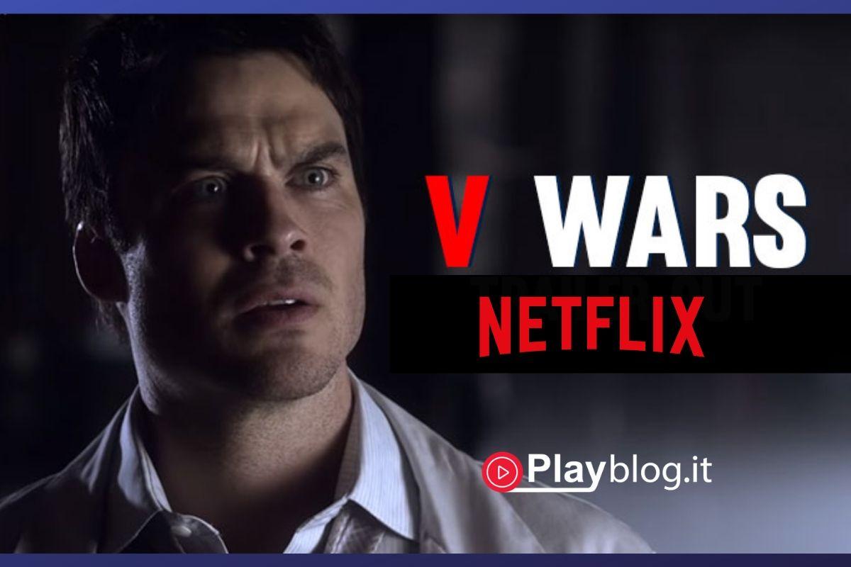 V-Wars Netflix la prima stagione arriva oggi