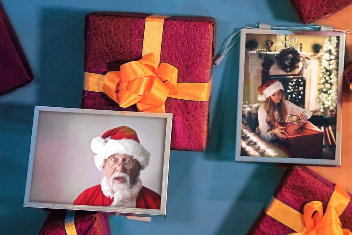 come creare un video con gli auguri di Natale