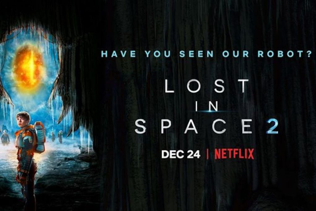 lost in space 2 netflix