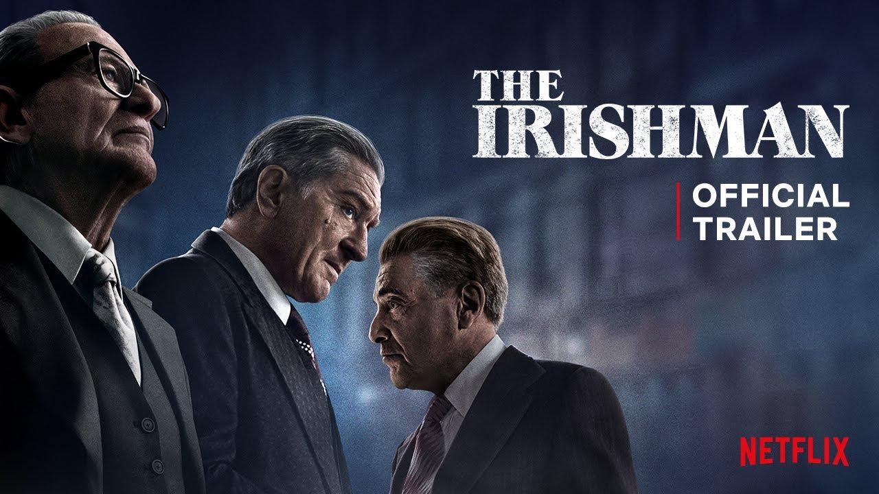 """""""The Irishman"""" la strategia cinematografica originale di Netflix"""