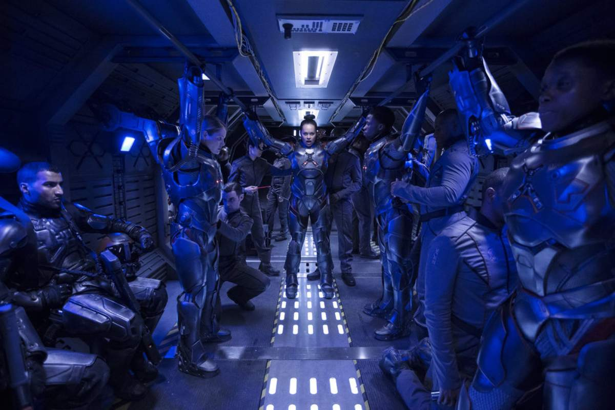 the expanse stagione 2