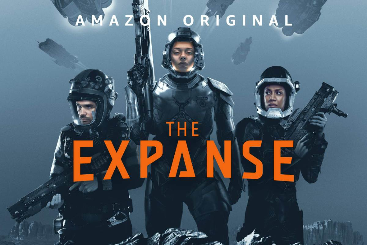 the expanse stagione 3