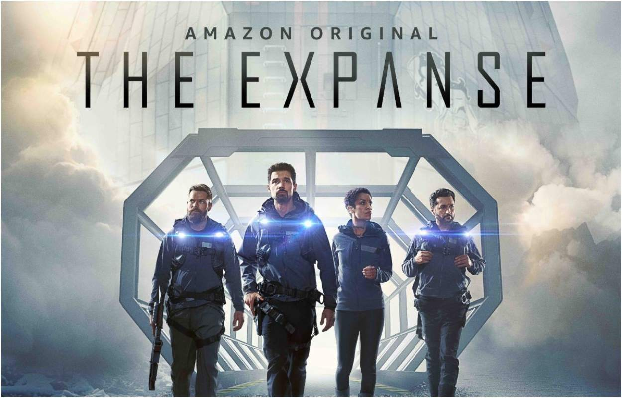 the expanse stagione 4