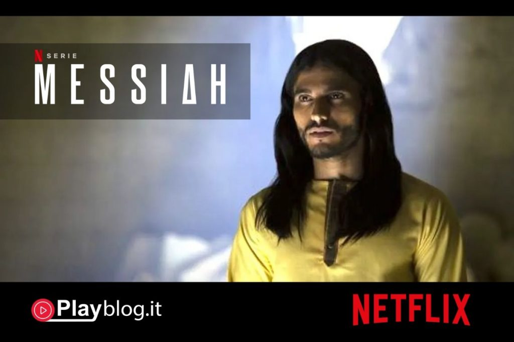 Messiah disponibile la prima stagione