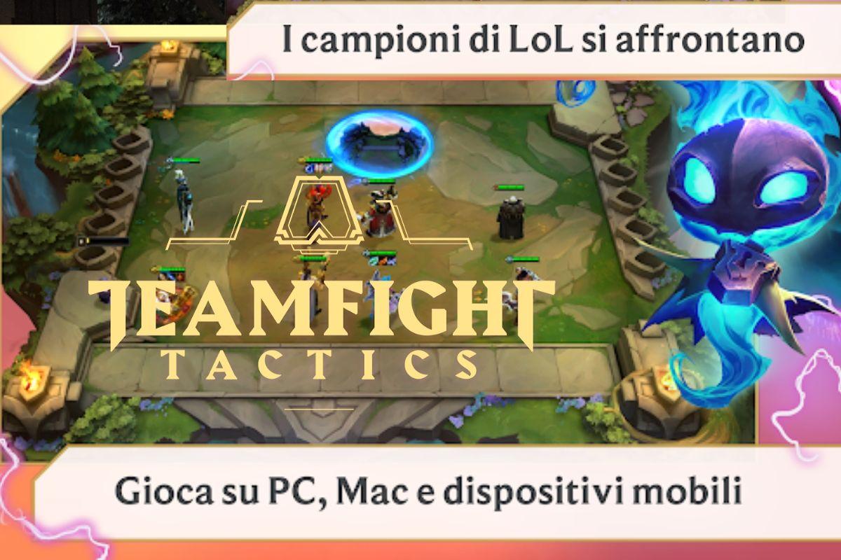 Teamfight Tactics arriverà su cellulare a marzo