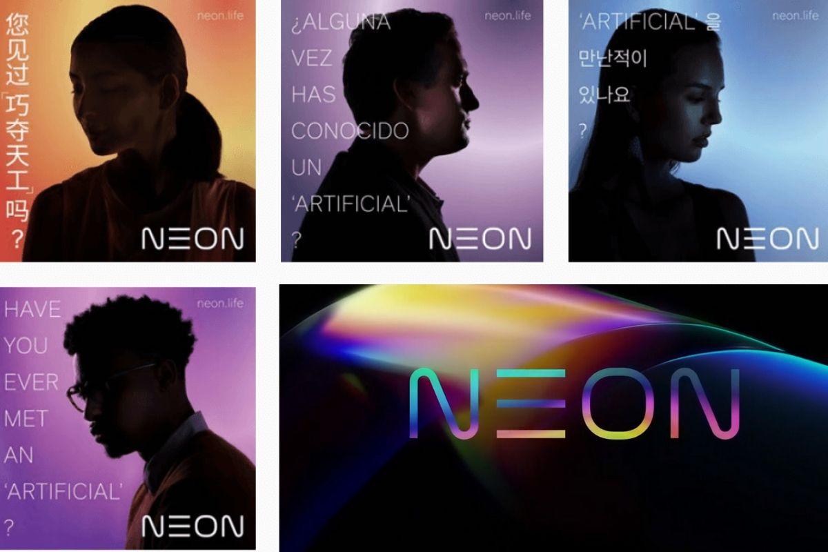 samsung neon ces 2020 copertina