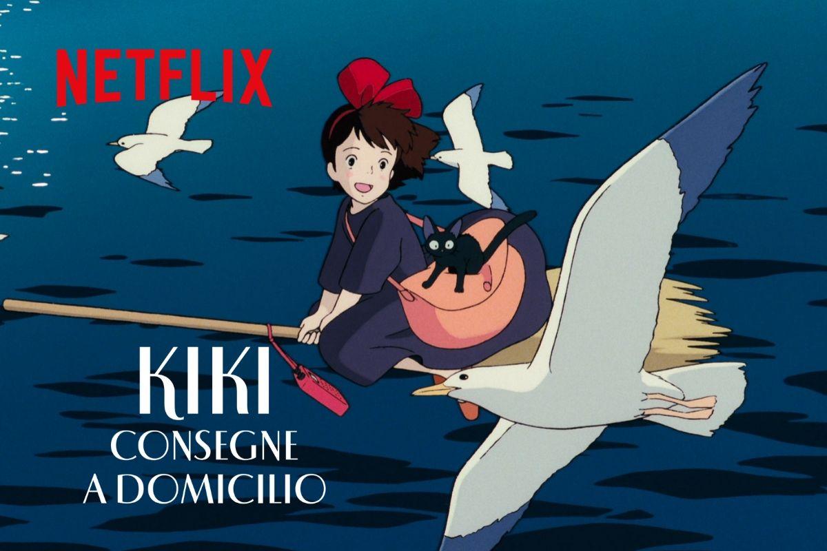 Kiki Consegne a domicilio guardalo ora su Netflix