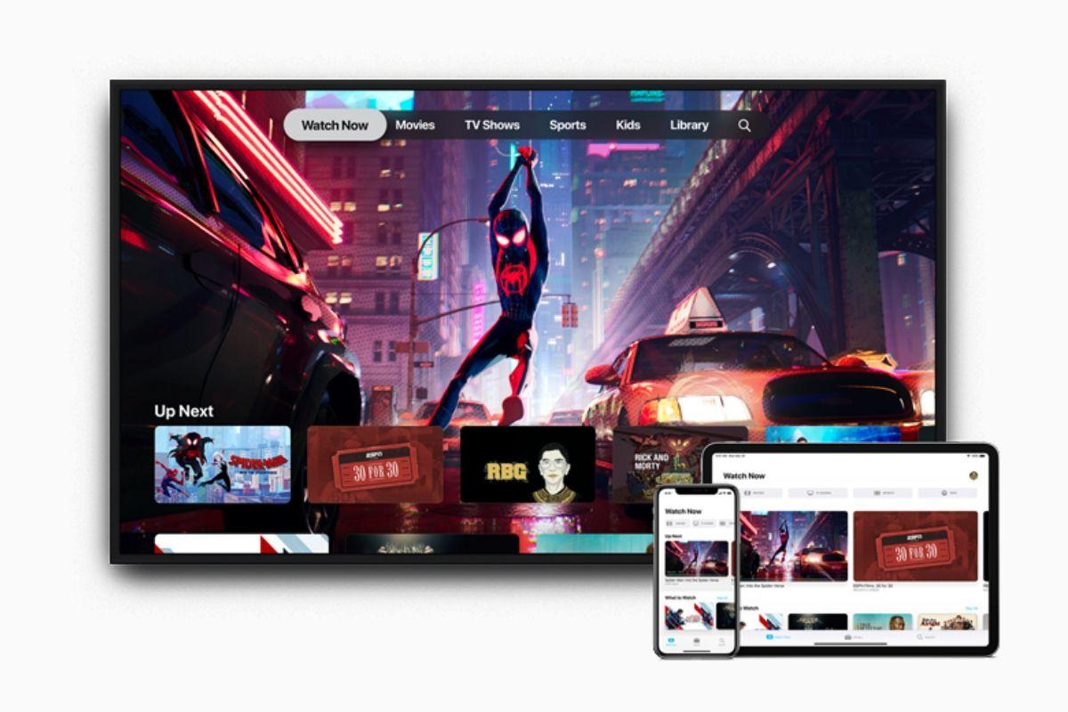 LG lancia l'app Apple TV per i suoi televisori del 2019 presto anche per i 2018