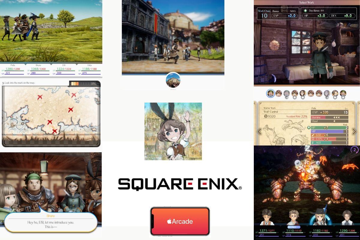 Aggiornato Various Daylife di Square Enix ora supporta il controller su iPhone