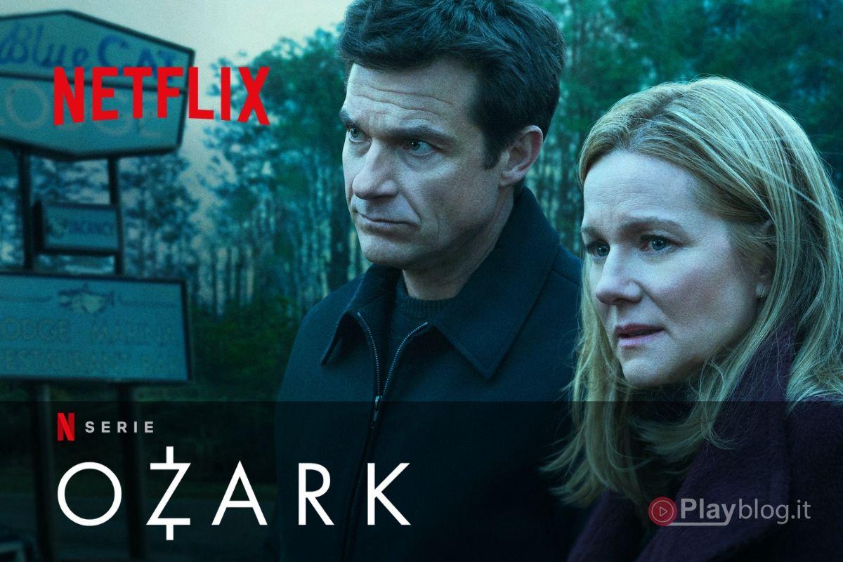 Disponibile la terza stagione di Ozark su Netflix pronti per lo streaming