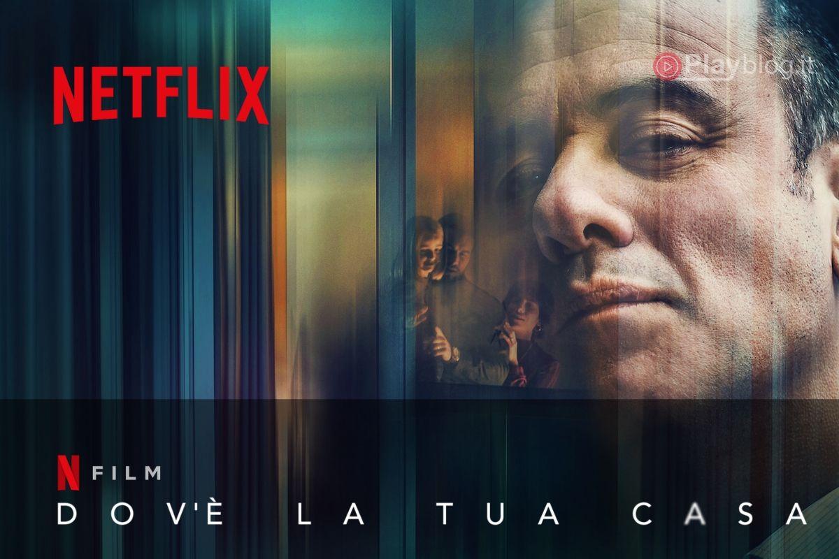 Dov'è la tua casa un nuovo thriller psicologico su Netflix