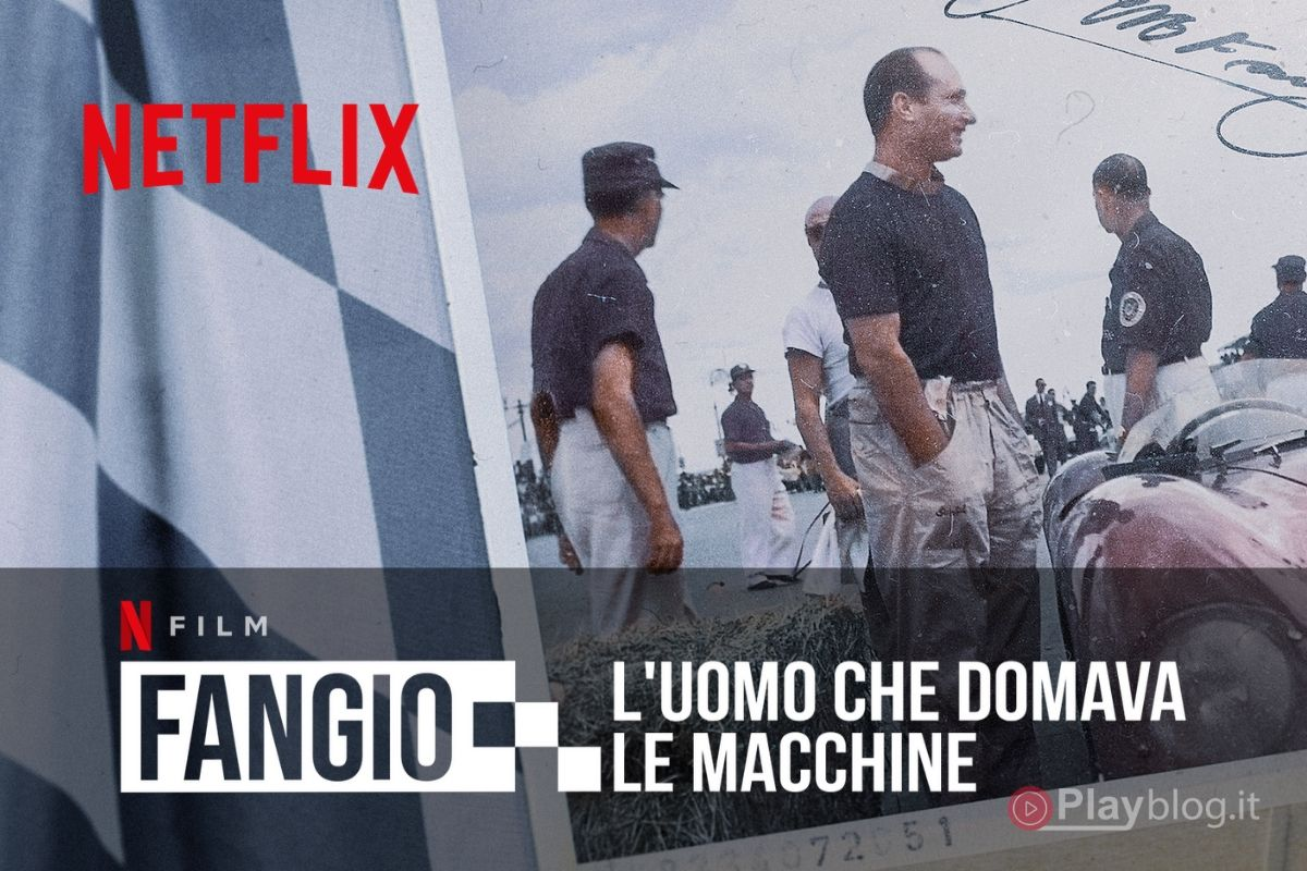 Fangio - L'uomo che domava le macchine
