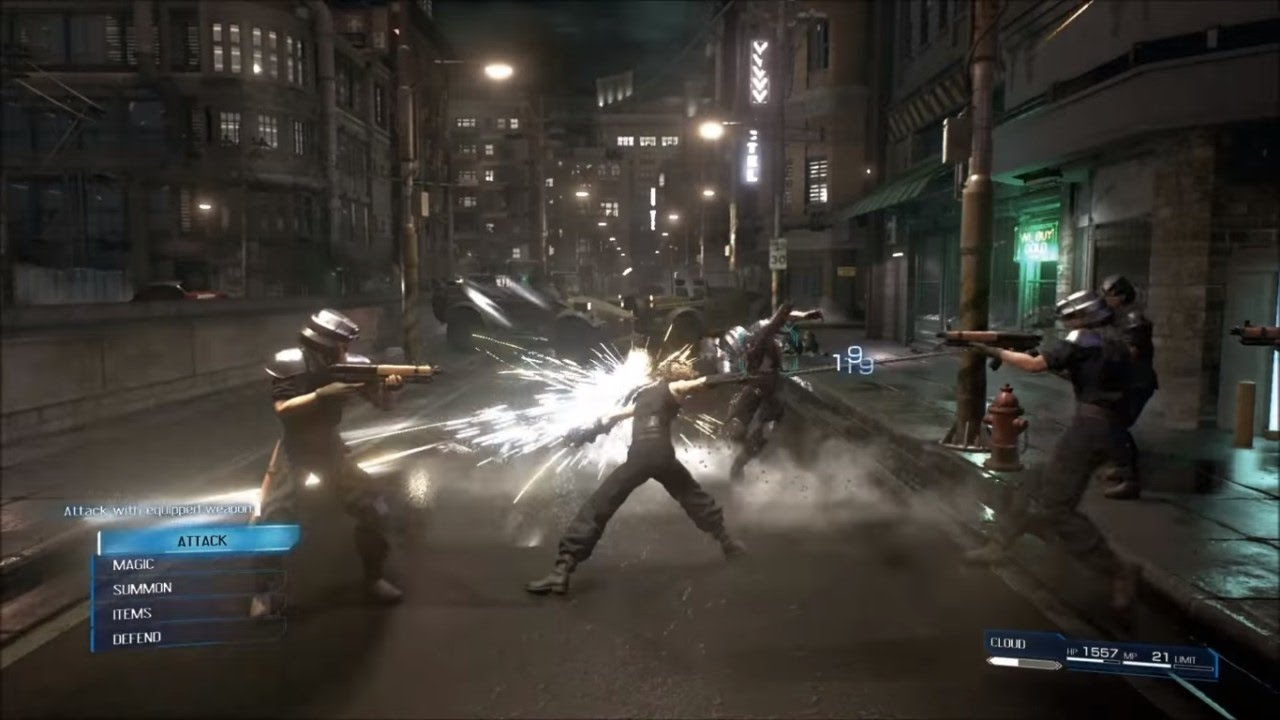 Guarda il Gameplay completo di Final Fantasy 7 Remake PS4