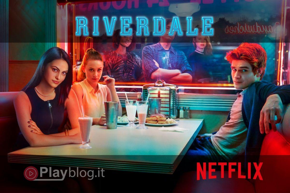 Guarda ora tutta la Stagione 3 di Riverdale su Netflix