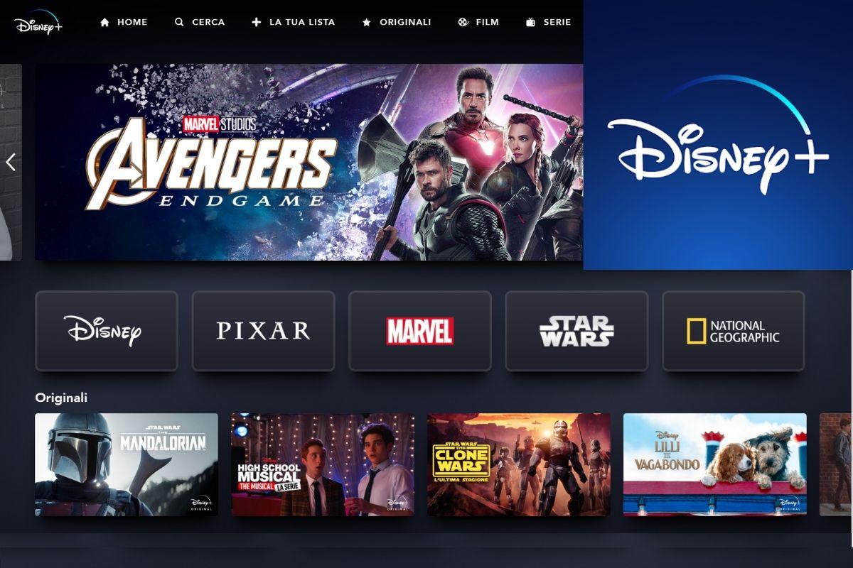 Guida Come attivare il servizio streaming Disney+
