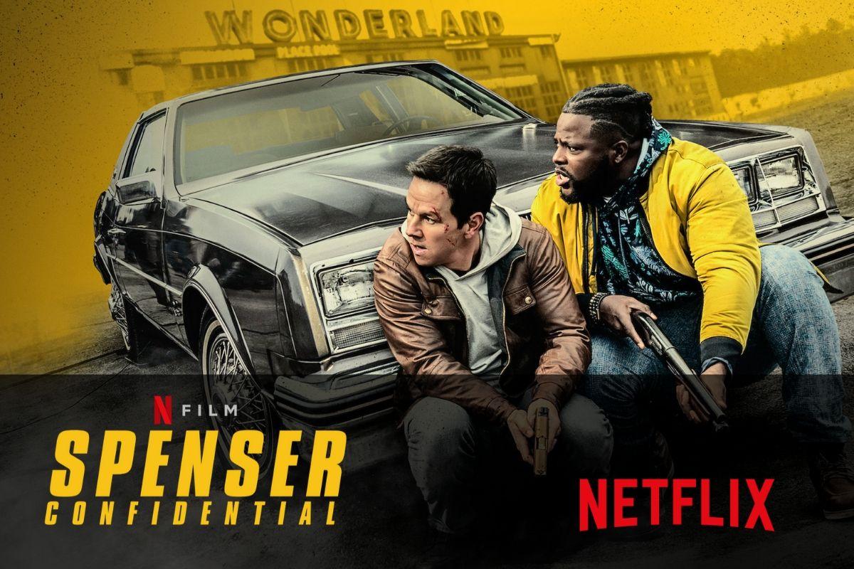 Spenser Confidential una nuova commedia d'azione su Netflix