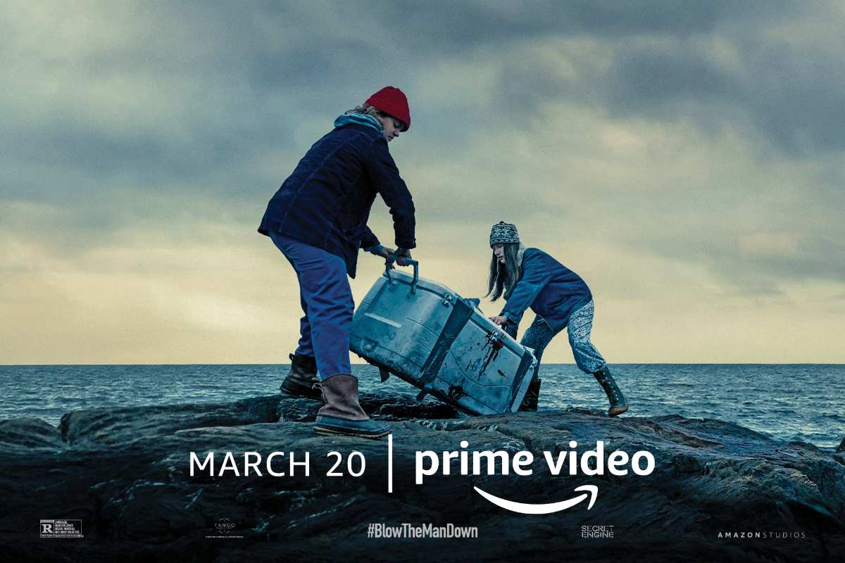 copertina blow the man down amazon prime video