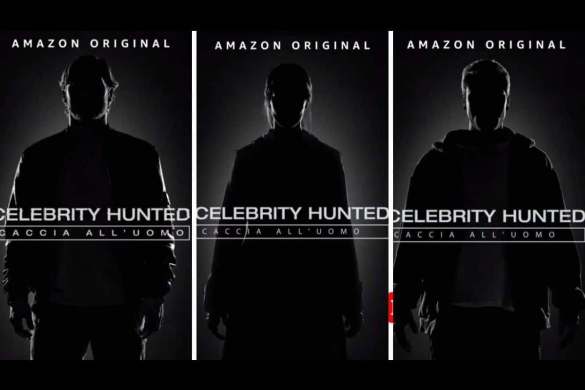 copertina celebrity hunted caccia all'uomo episodi finali