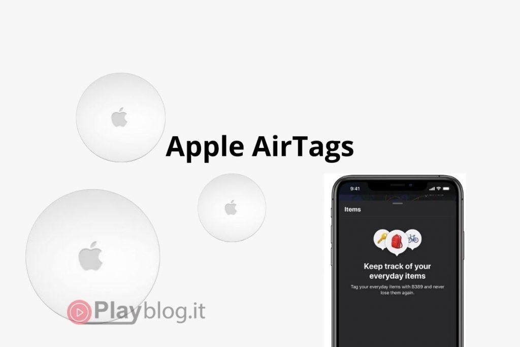 Apple conferma accidentalmente un prodotto inedito, AirTags