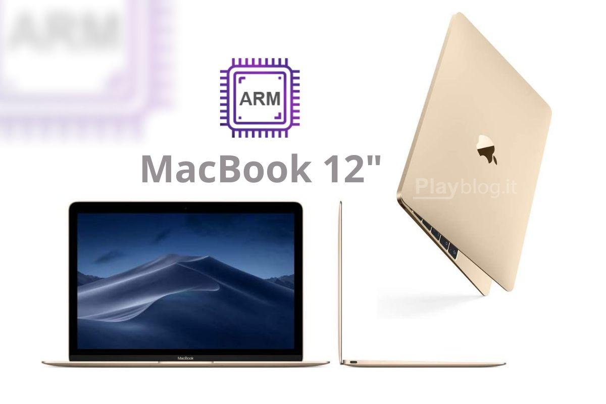 Apple prepara un nuovo MacBook 12 con processore ARM