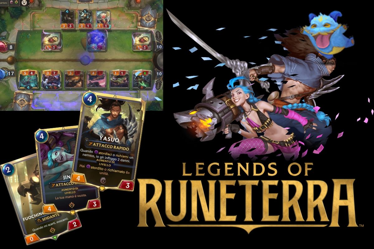 Data di rilascio ufficiale per Legends of Runeterra su iOS, Android e PC