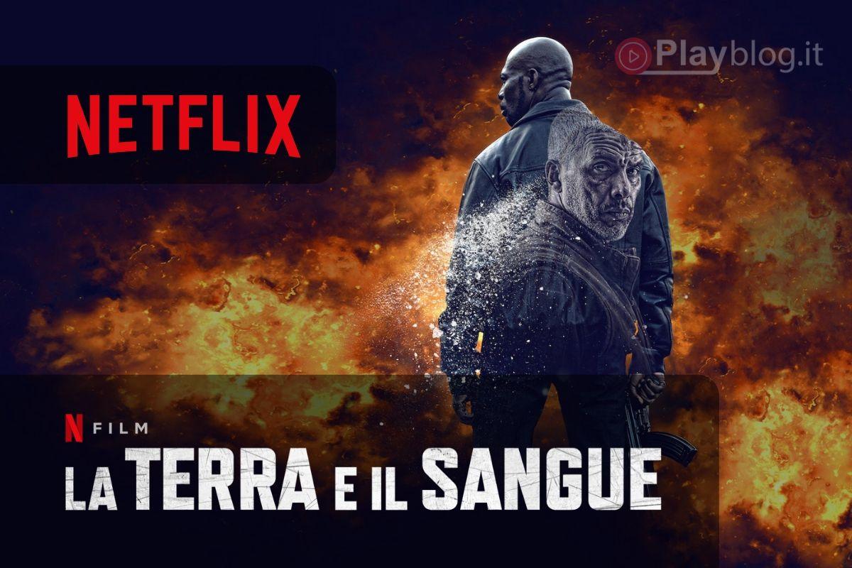 Disponibile il Film La terra e il sangue su Netflix