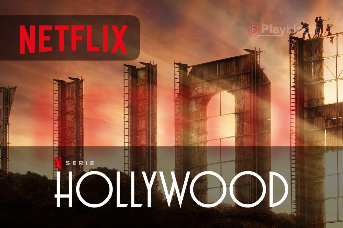 Netflix rilascia un nuovo trailer della serie HOLLYWOOD