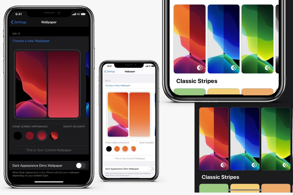 Trapelati gli screenshot di iOS 14 e la nuova impostazione per lo sfondo