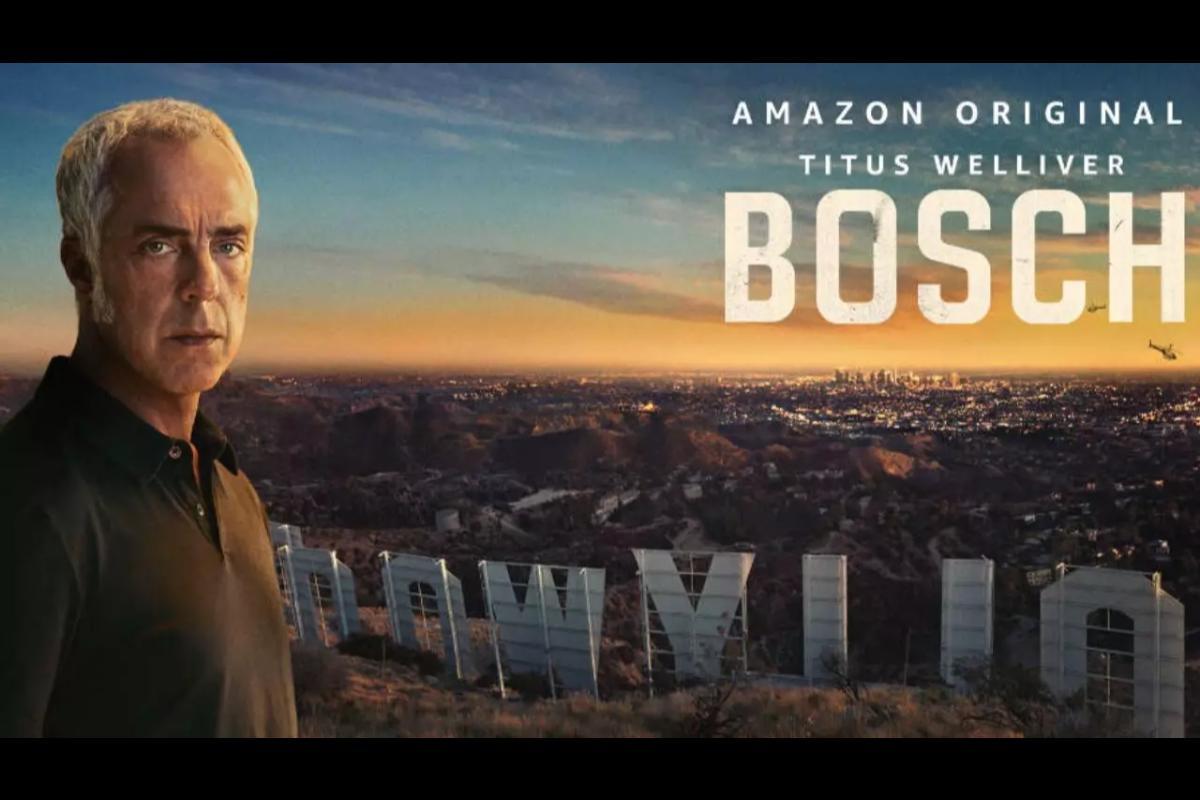 copertina bosch stagione 6 amazon prime video