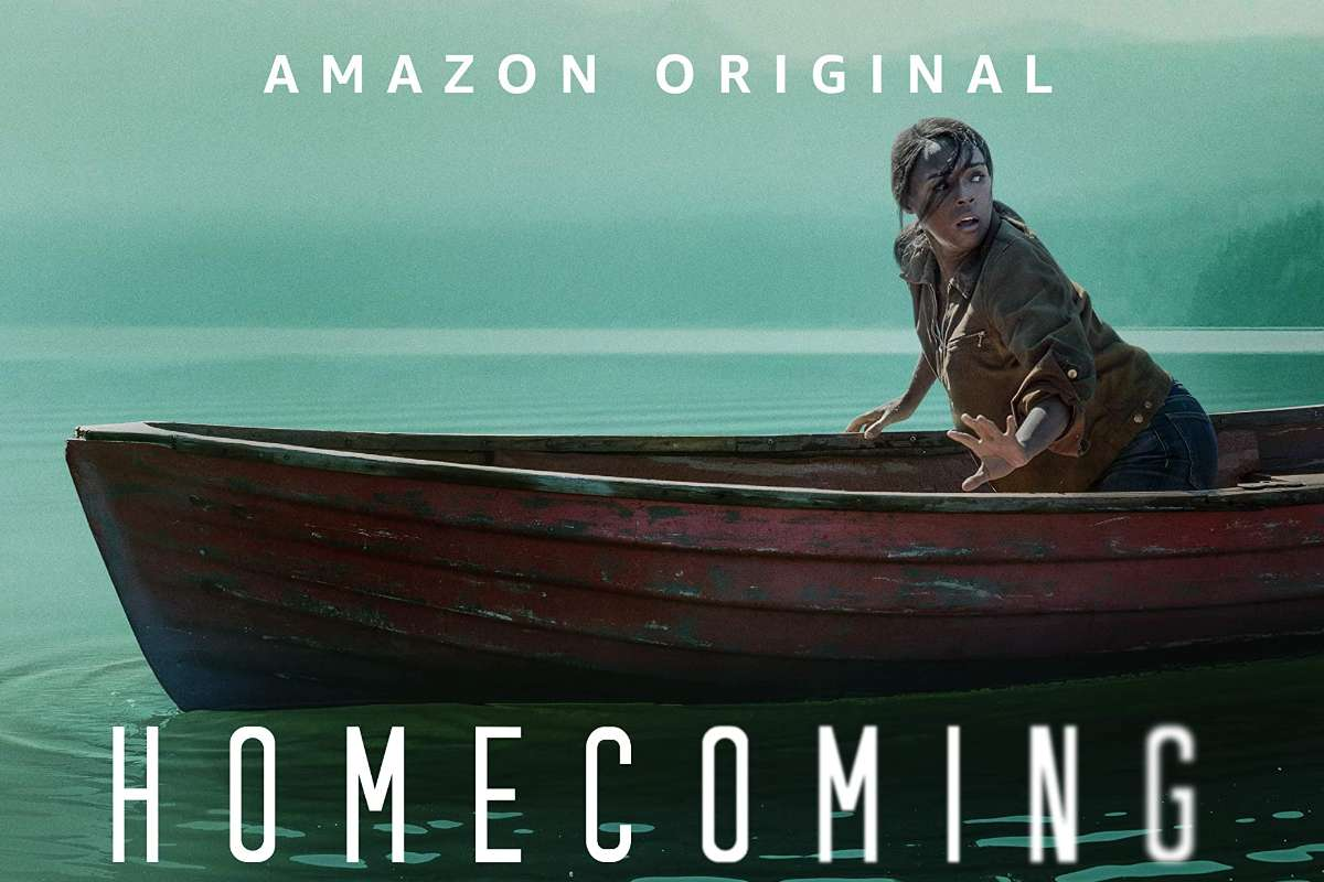 copertina homecoming 2 amazon prime video
