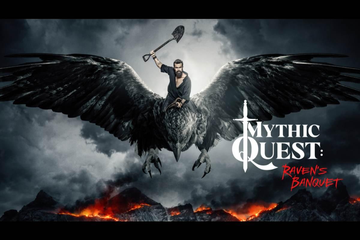 copertina mythic quest stagione 2 su apple tv plus
