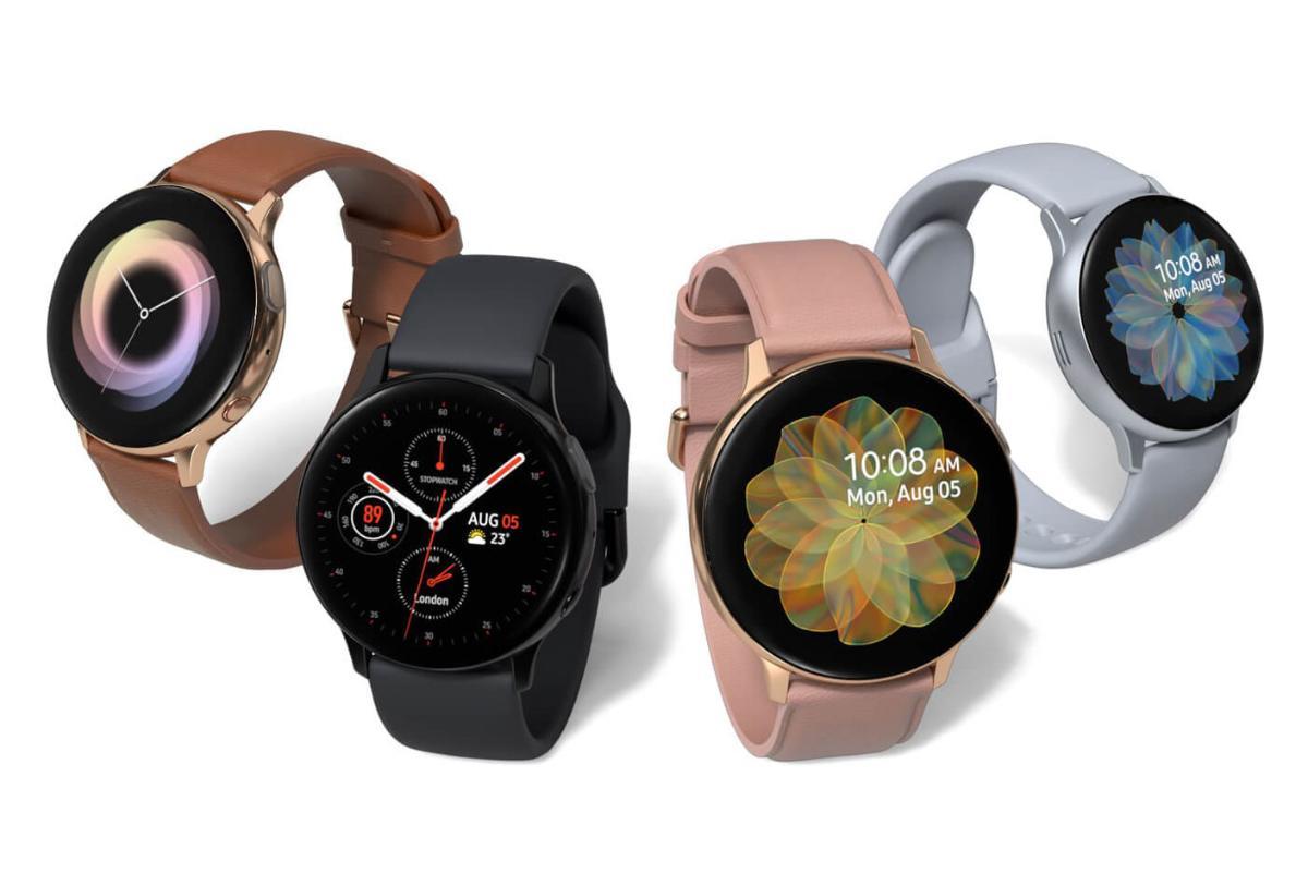 copertina samsung galaxy watch active 2 vs galaxy watch active
