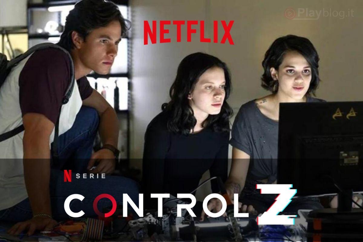 Control Z in questa serie Netflix un hacker rivela i segreti degli studenti