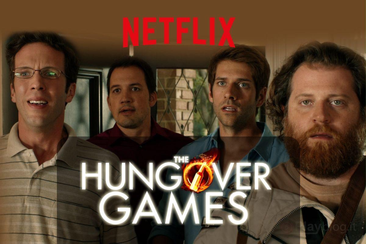 Guarda ora il Film Hungover Games - Giochi mortali su Netflix