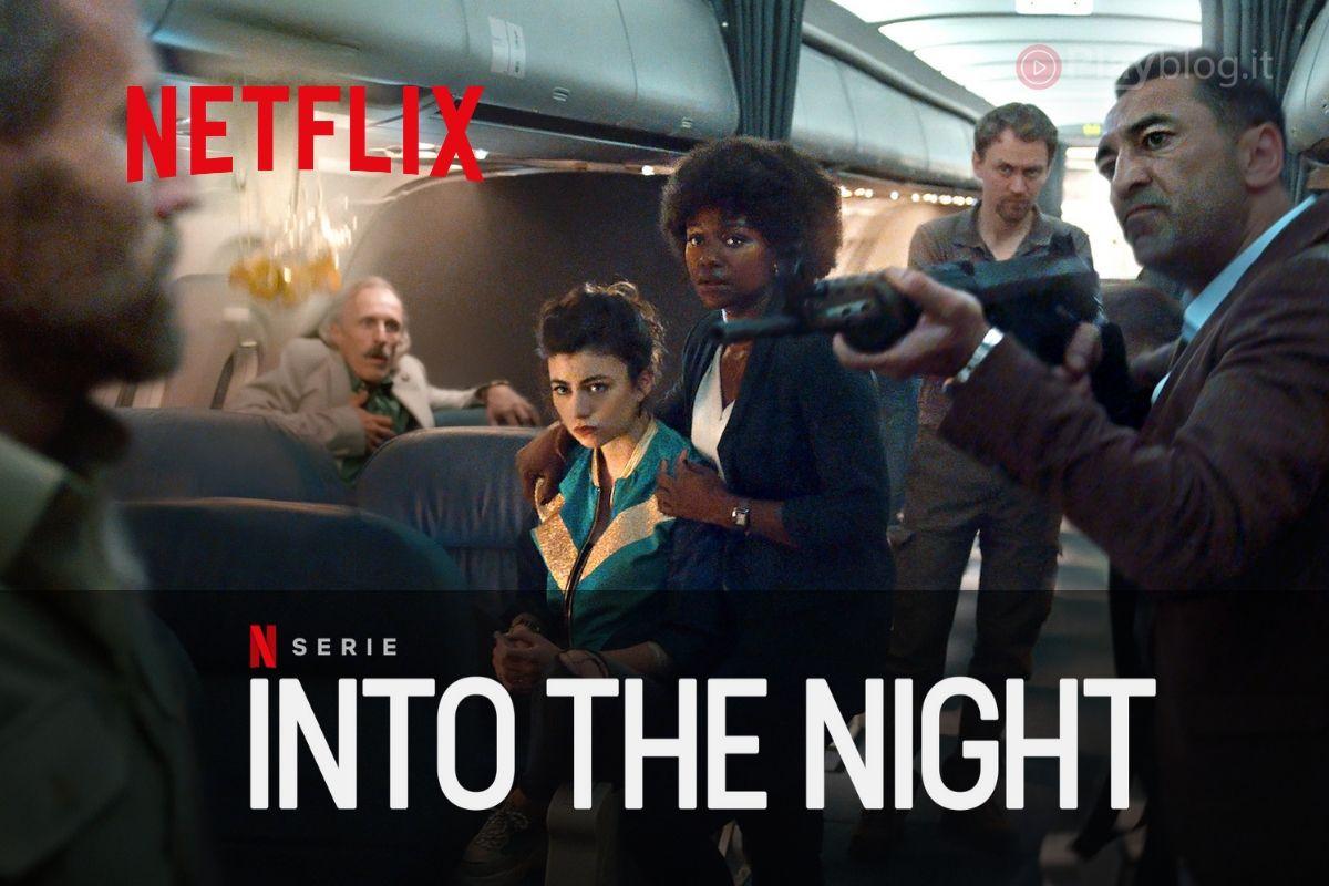 Into the Night l'imperdibile serie tv Netflix da guardare ora